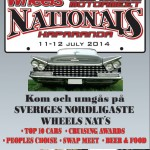 Wheels nationals Haparanda 2014