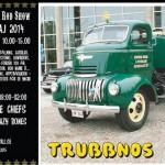 TRUBBNOS klar för Custom & Hot Rod Show i Sundsvall